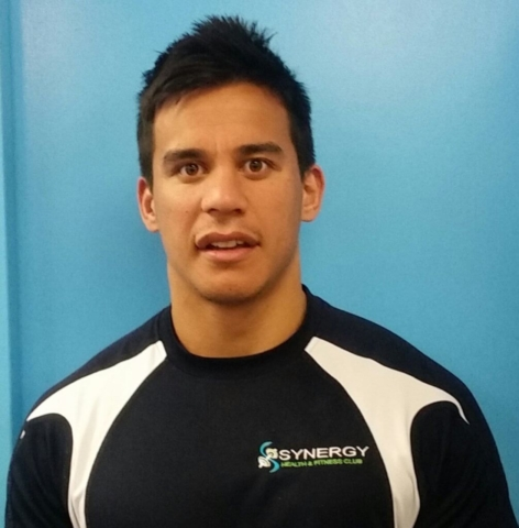 Profile Pic Synergy Gym & Pool Personal Trainer Jerome